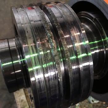 Hydraulisylinteri korjauskoneistus