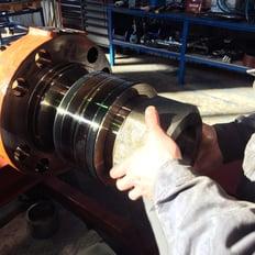 Hydraulisylinterien korjaaminen